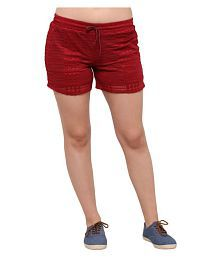 3442d38b84 Shorts for Women  Buy Women Shorts Online at Best Prices in India ...