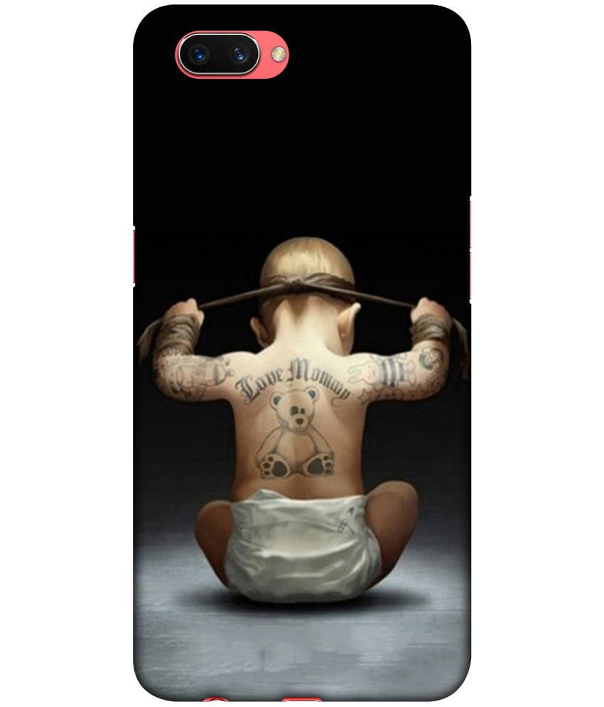 Oppo A3s Printed Cover By Blutec