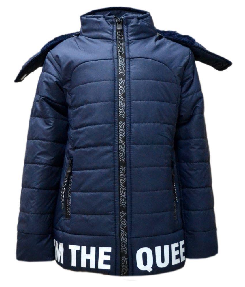 Come In Kids Gils Winter Wear Jacket.