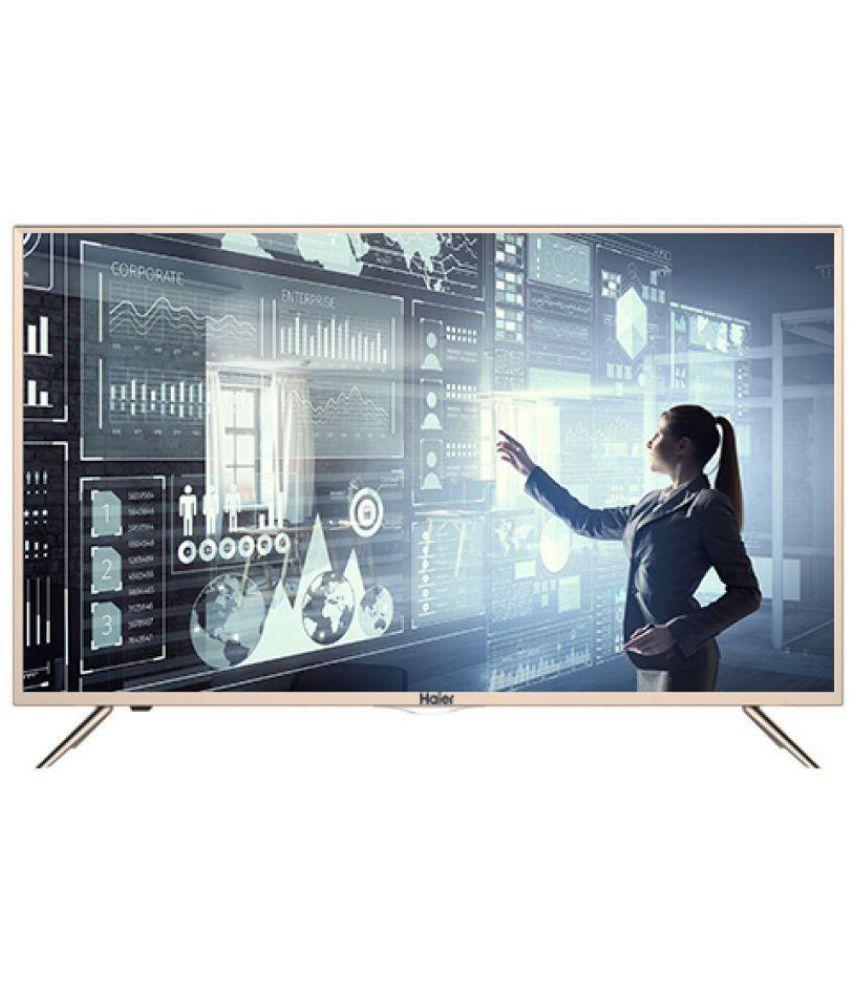 Haier LE40K6500AG 100 cm ( 40 inch ) Full HD (FHD) LED Television