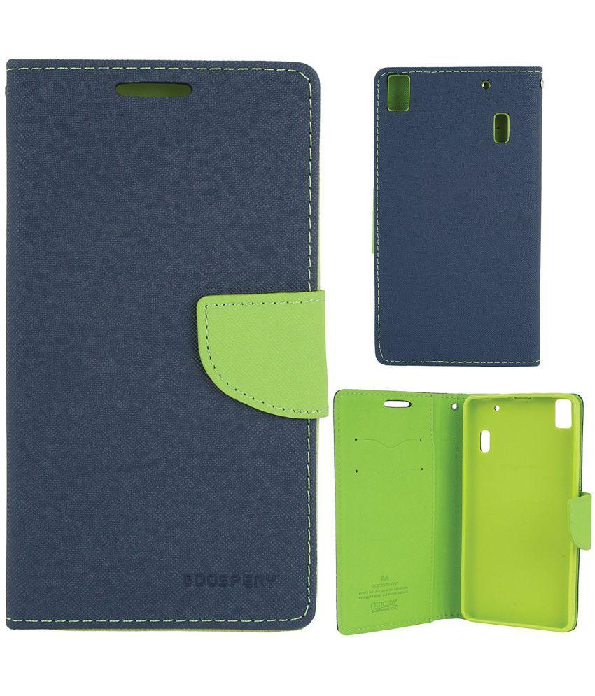 Samsung Galaxy A8+ Flip Cover by JKR - Multi