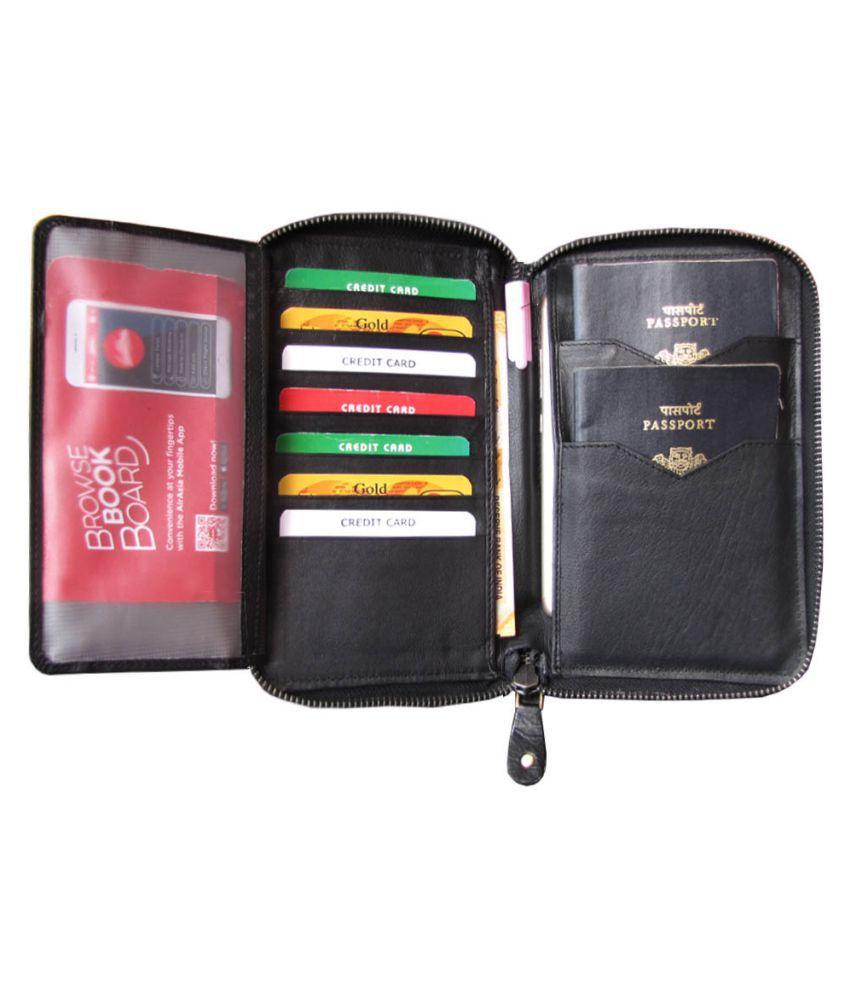 ABYS Black Wallet