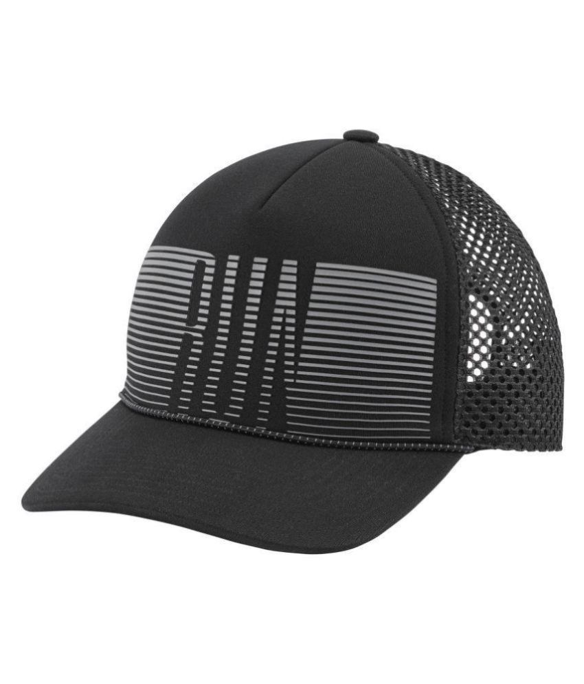 98b24ff4 Reebok Black Men's Cap