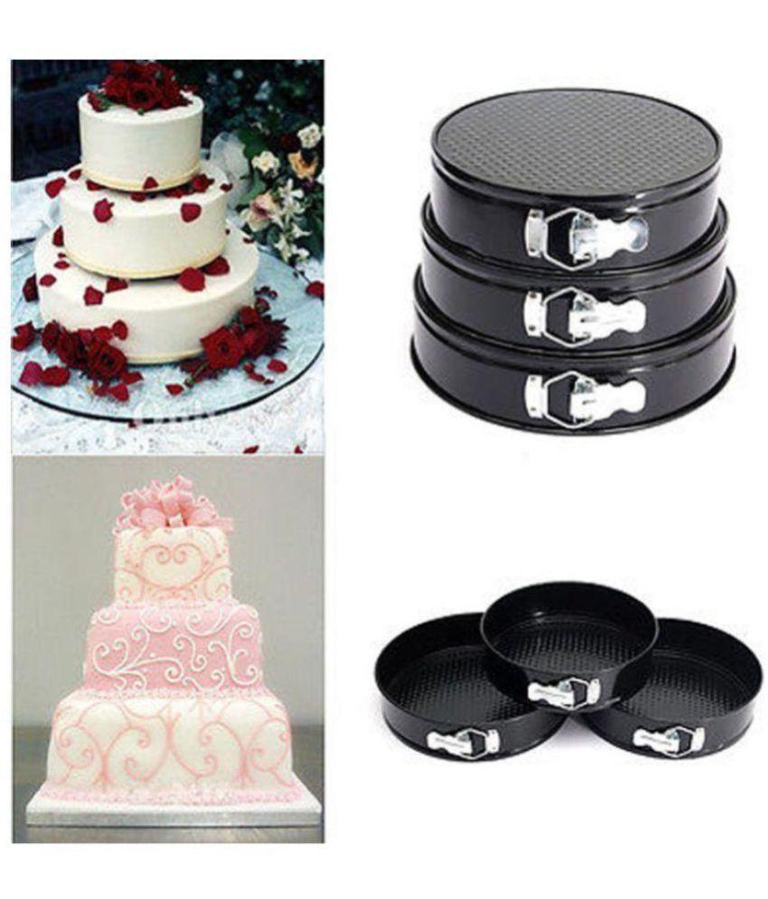 SMB Aluminium Cake tin 250, 500, 750ml