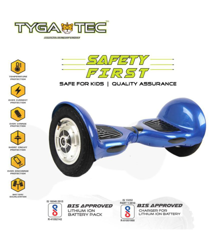 Tygatec hoverboard classic 10inch
