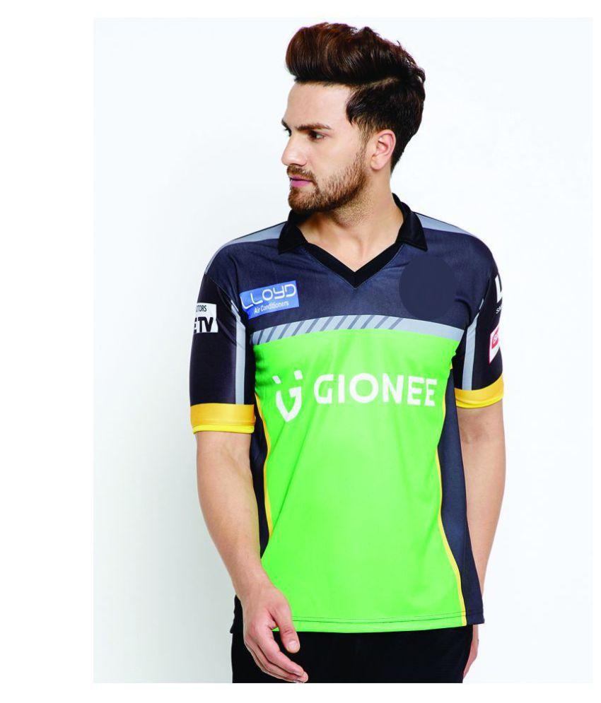 Sportigoo Unisex Banglore  Cricket Jersey