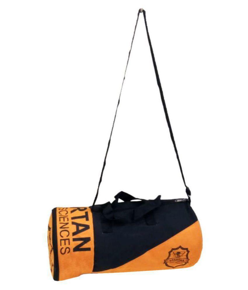 Caris Small Polyester Gym Bag - Buy Caris Small Polyester Gym Bag ... a2eece1731b4f
