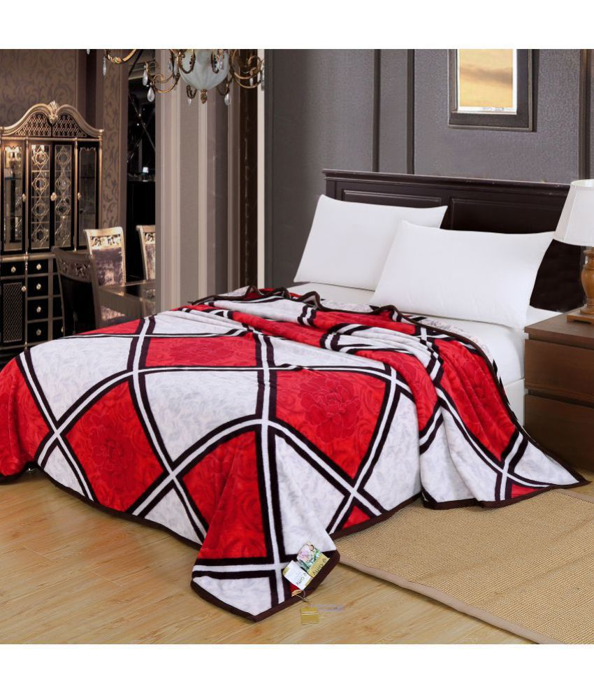 Gifty Queen Poly Cotton Blanket