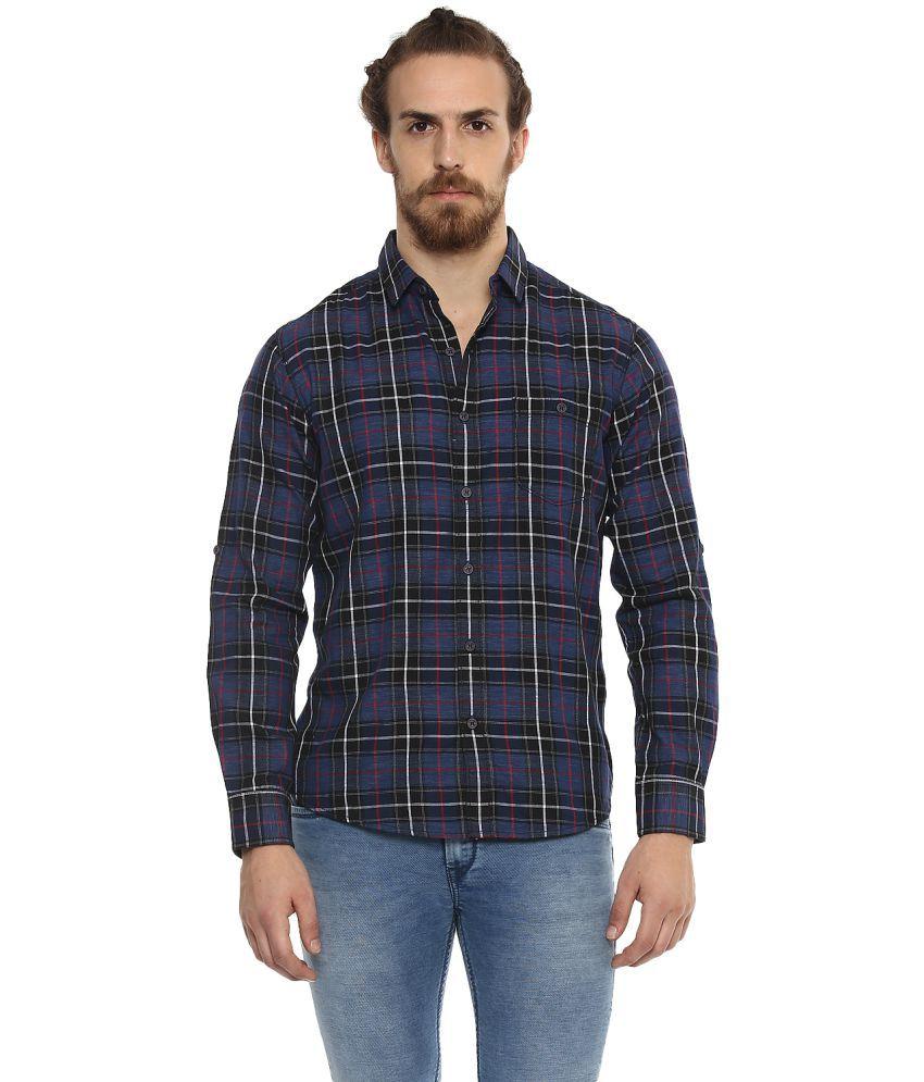 Mufti 100 Percent Cotton Shirt