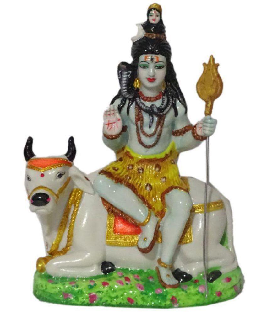 Paras Magic Shiva Polyresin Idol
