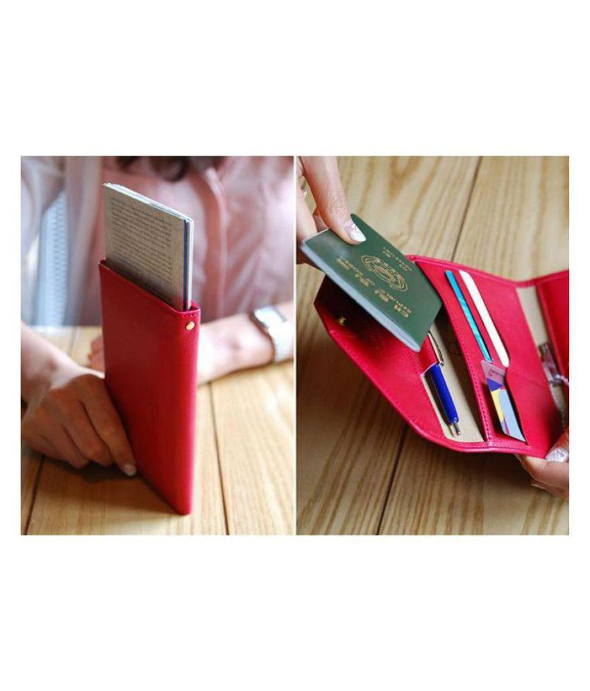 Noble Red Wallet