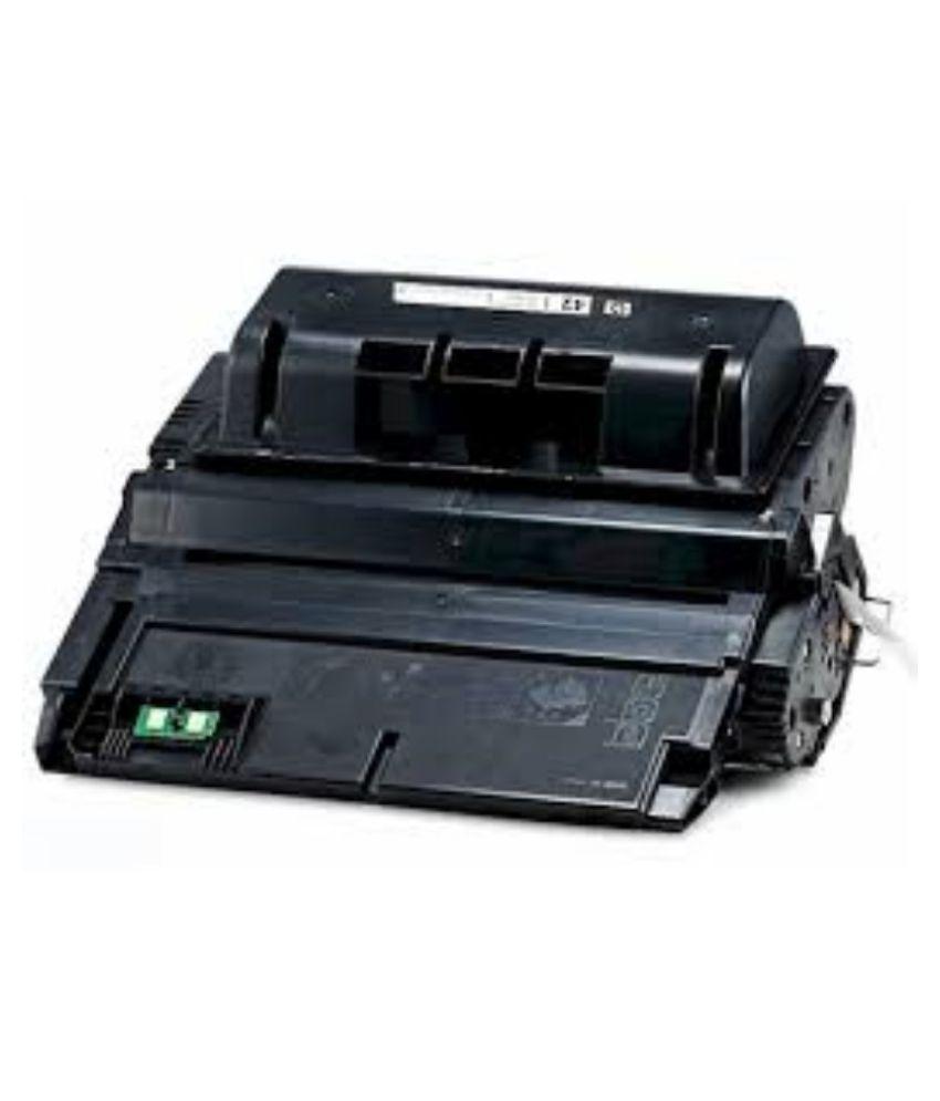 We Tech 42A Black Single Toner Cartridge