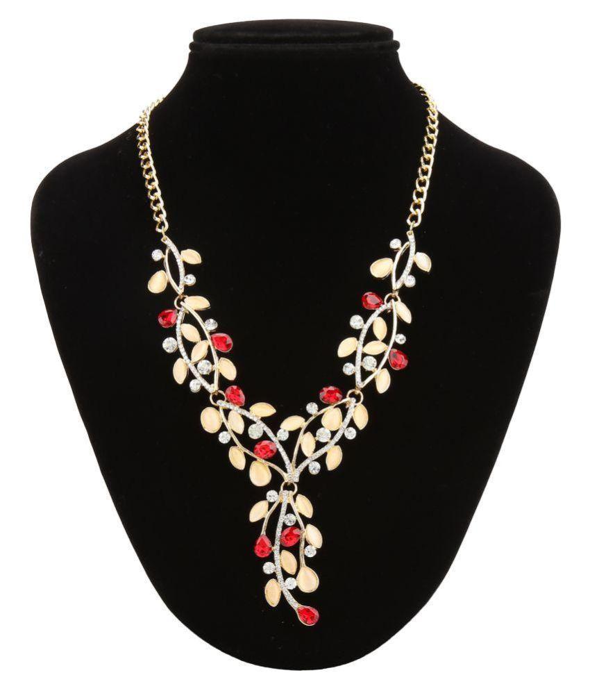 Beadnicks Heart Jewellery Necklace