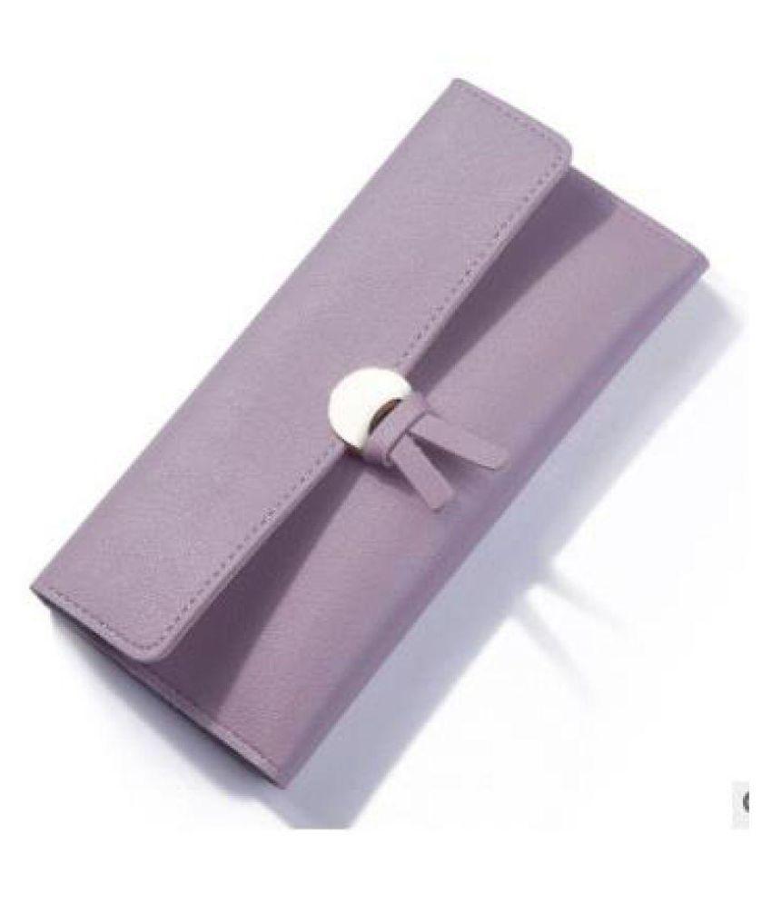 Noble Purple Wallet