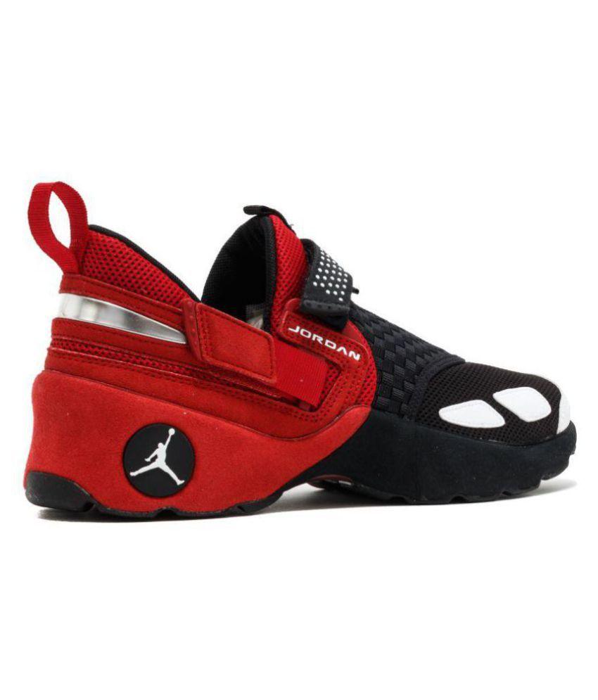 e8b4d9c1ad845a Jordan Trunner LX Retro Red Black Basketball Shoes - Buy Jordan ...