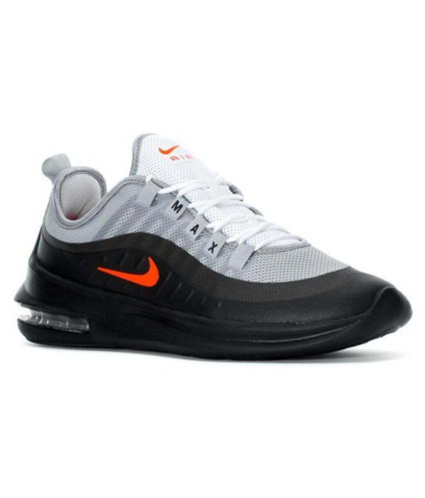 9894ce3dc6f Nike Air Max Axis 2018 Grey Running Shoes - Buy Nike Air Max Axis ...