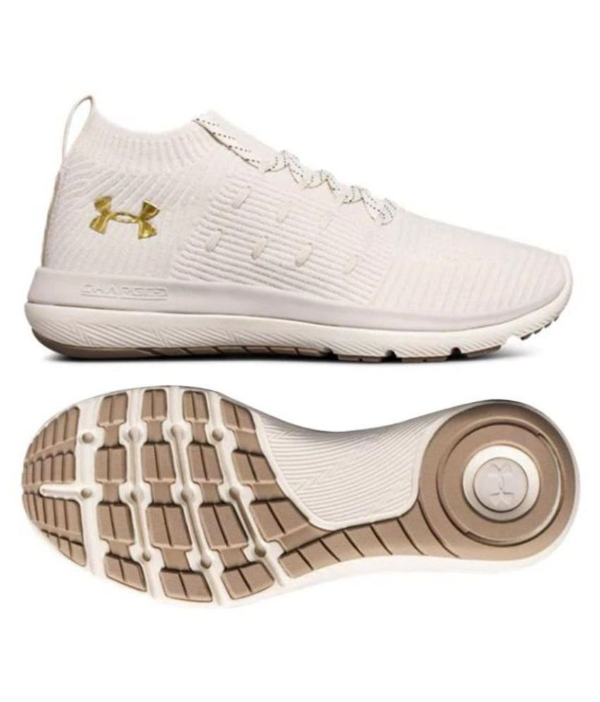 70728e5a5bf08a Under Armour Slingflex Rise CHARGED 2018 White Running Shoes - Buy Under  Armour Slingflex Rise CHARGED 2018 White Running Shoes Online at Best  Prices in ...