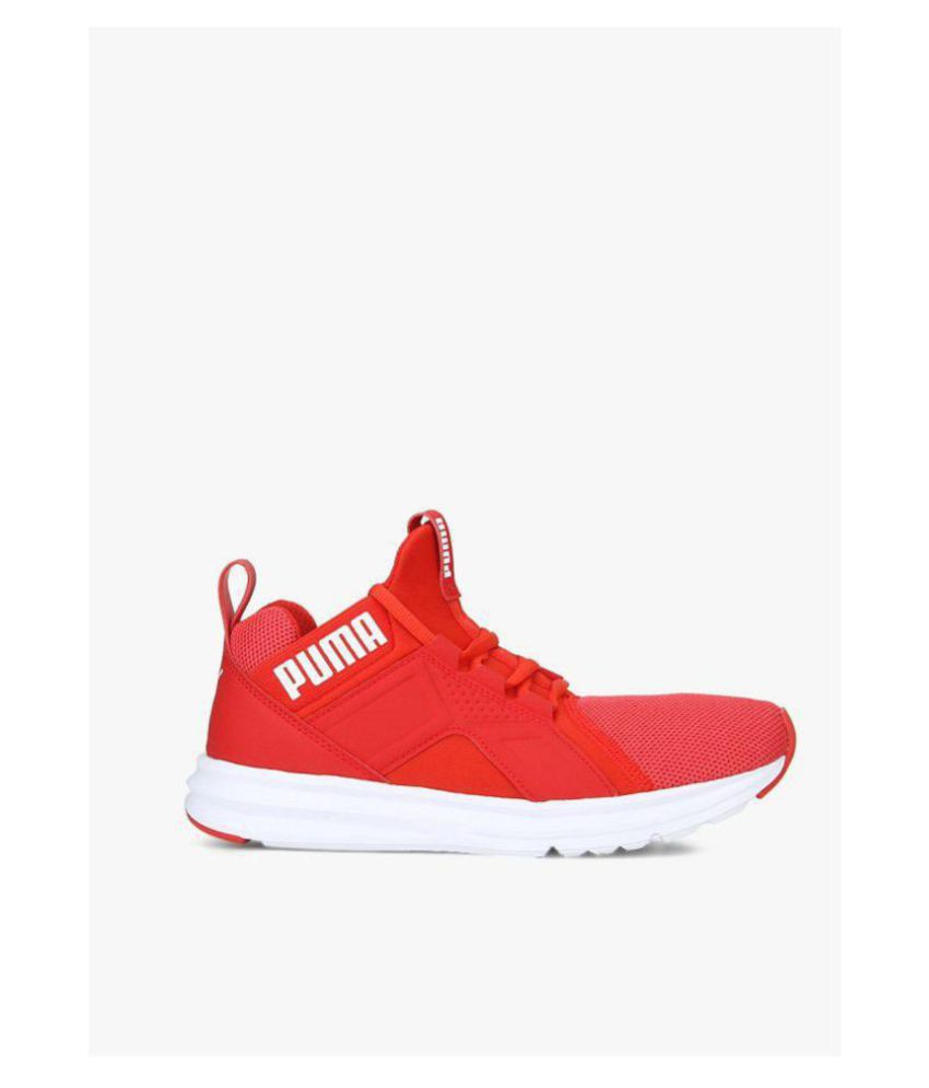 Puma Enzo Red Shoes Buy Running Red Enzo Wn s Puma Wn s Mesh Mesh an0R8Bqw 83498a6b9