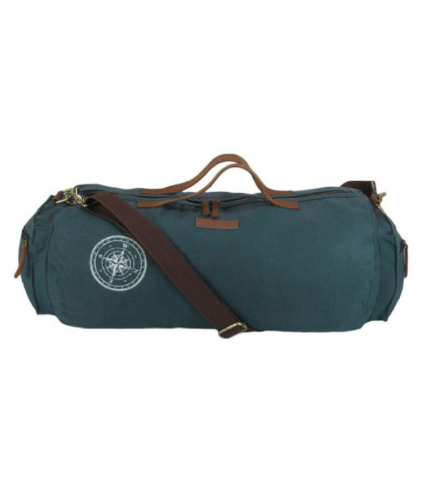 fdc6a7634 The House Of Tara Large Canvas Gym Bag - Buy The House Of Tara Large Canvas  Gym Bag Online at Low Price - Snapdeal
