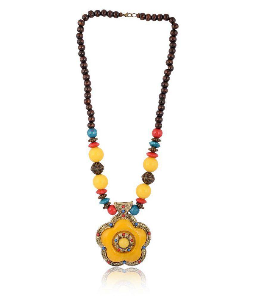 Trinetra Necklace