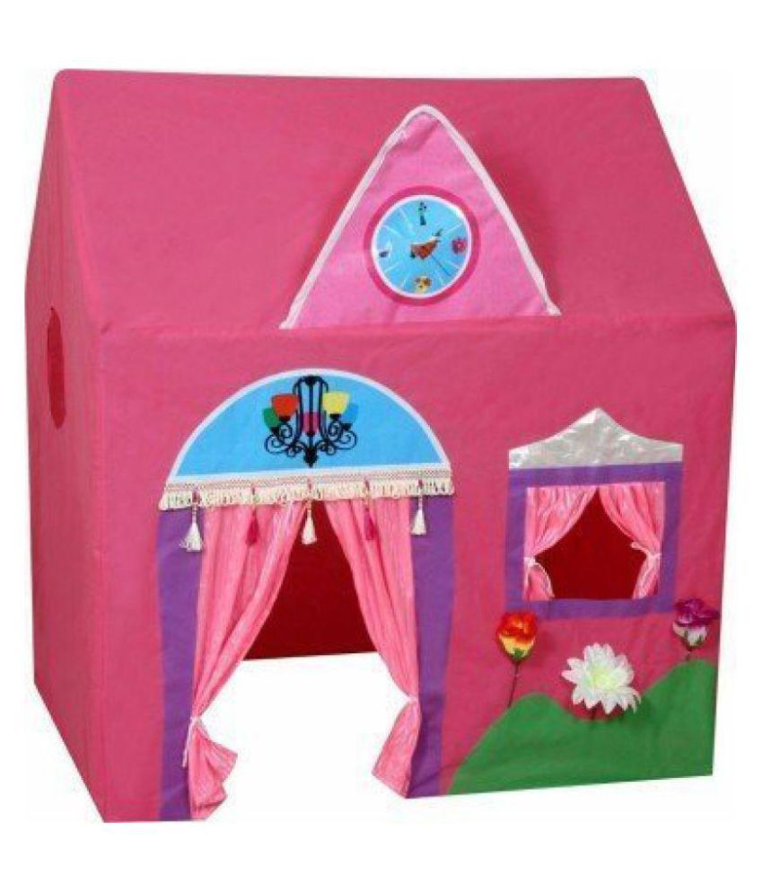 super popular 3a1b0 954fb dhawani Pink Queen Palace tent house for kids