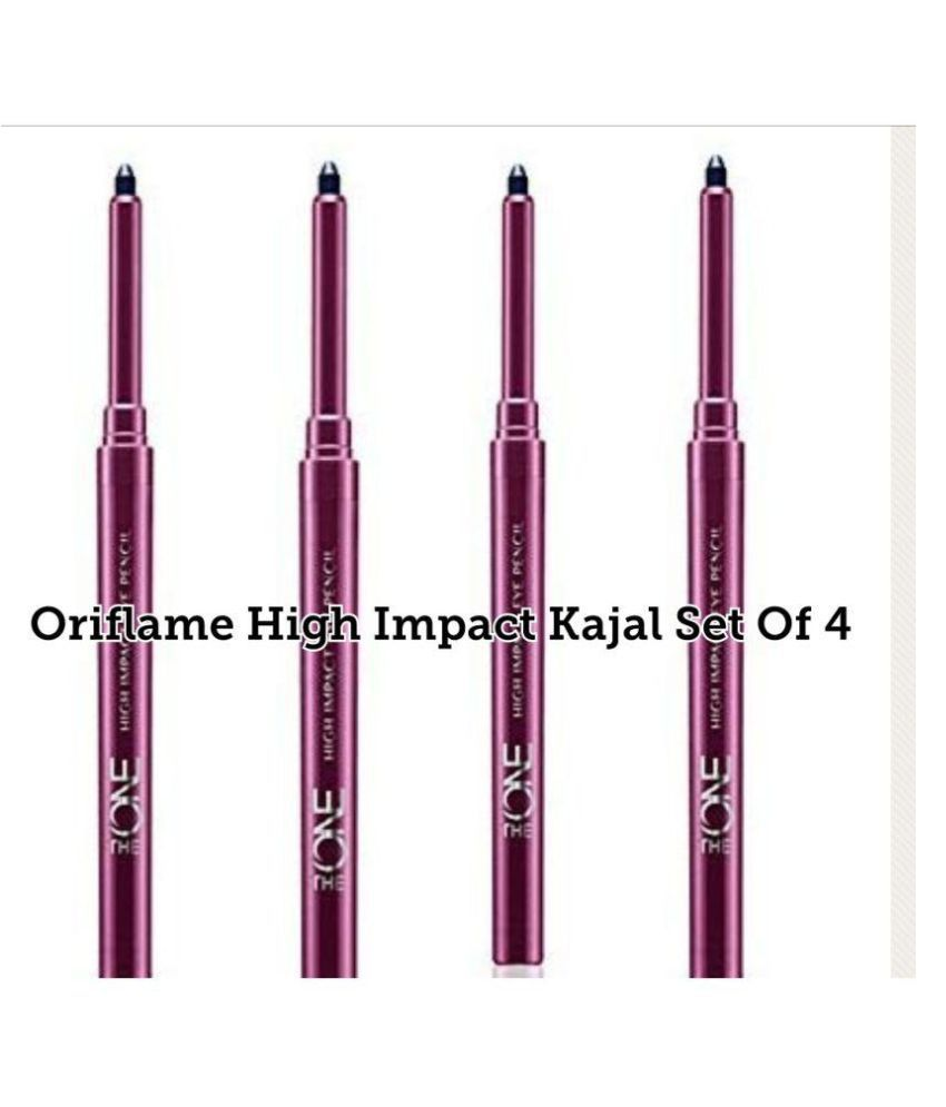 Oriflame oriflame Kajal Pencil 31557 31557 .080 gm Pack of 4 ...