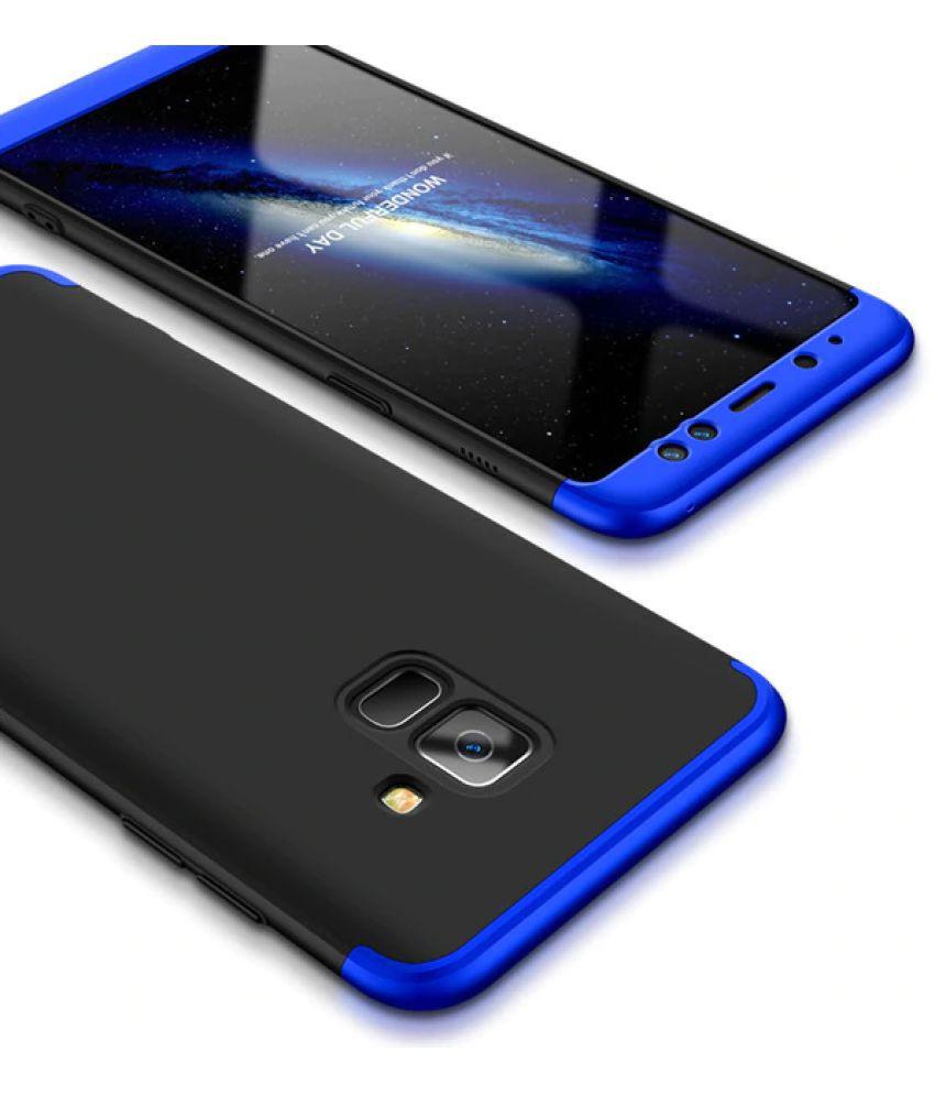 Samsung Galaxy A6 Plus 2018 Anti Gravity Cover ClickAway - Blue