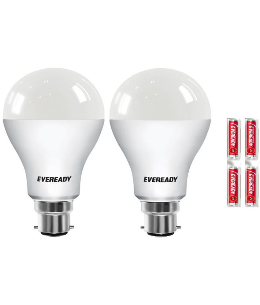 7c0c2787b6a Eveready 12W LED Bulb Cool Day Light - Pack of 2  Buy Eveready 12W LED Bulb  Cool Day Light - Pack of 2 at Best Price in India on Snapdeal