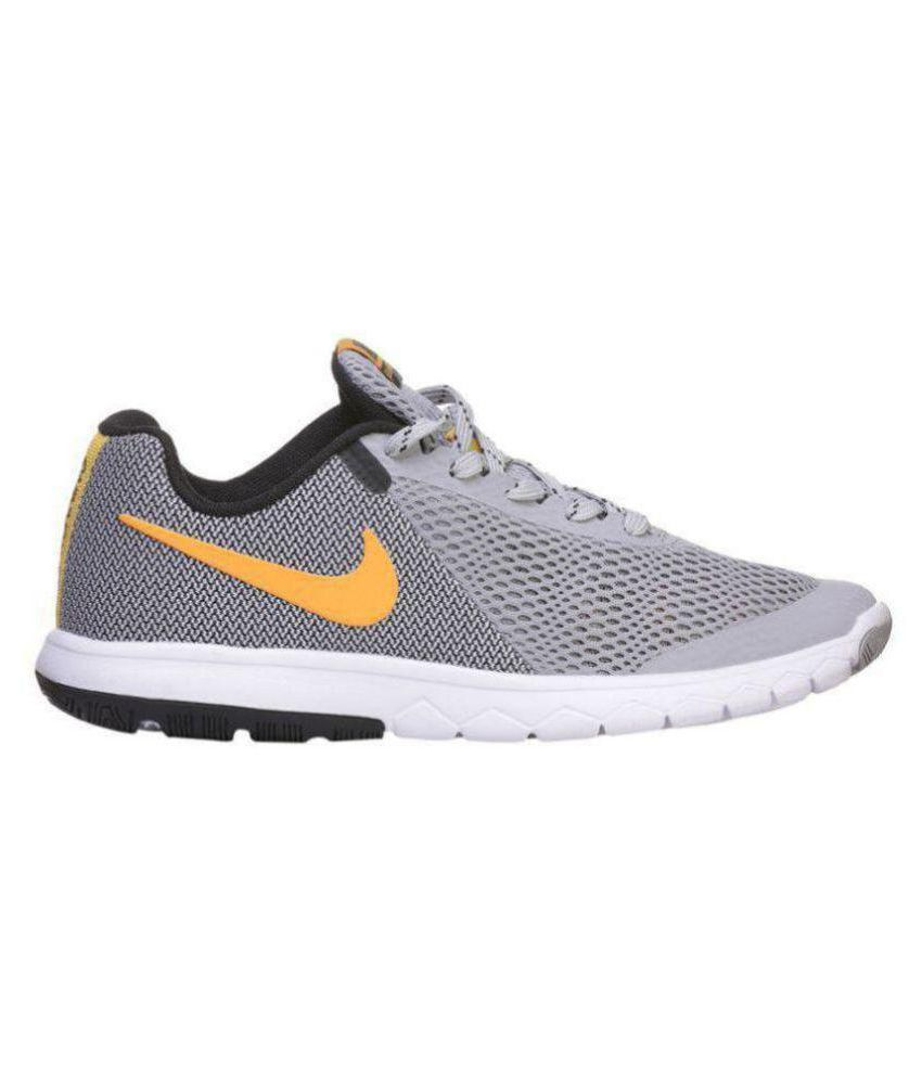 Nike Flex Experience RN 5 Grey Running Shoes - Buy Nike Flex Experience RN  5 Grey Running Shoes Online at Best Prices in India on Snapdeal 1ffc268b7