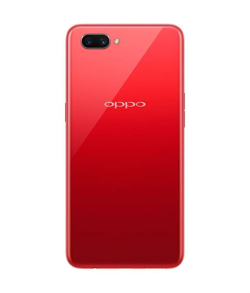 OPPO A3s ( 16GB , 2 GB ) Red