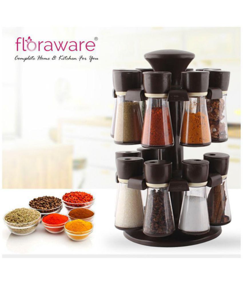 Floraware Polyproplene Spice Container Set of 1