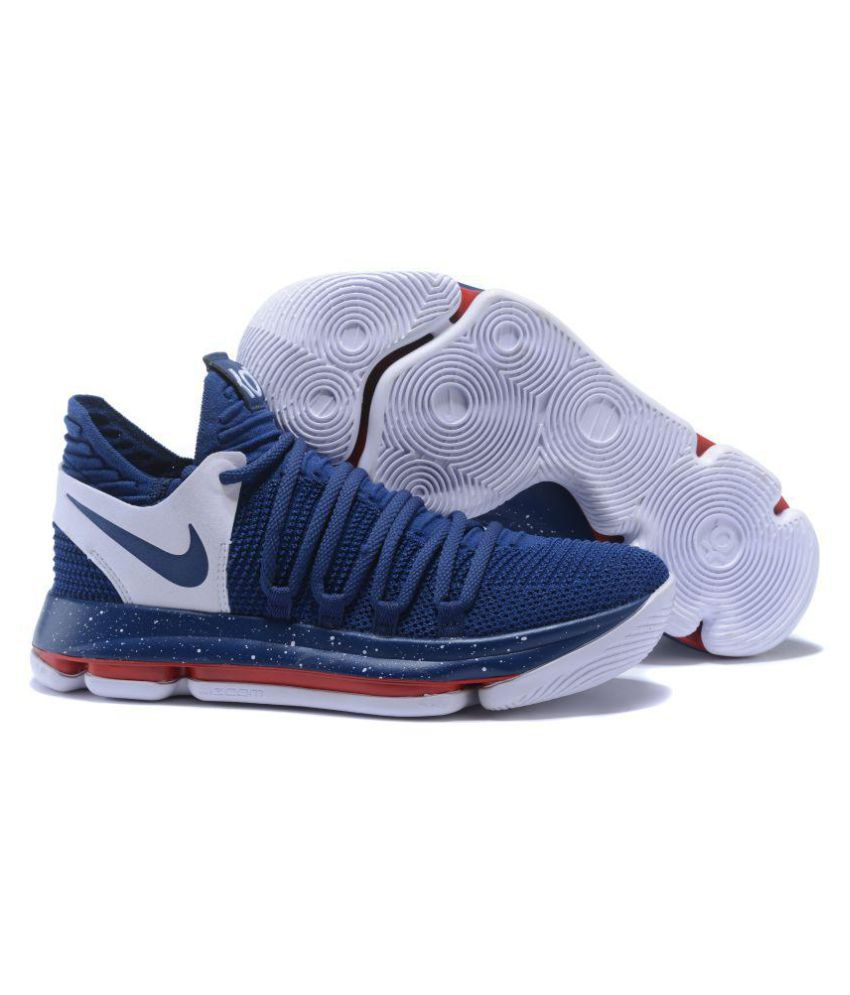 Buy Kd 10 Edition Basketball Nike Navy 2018 Shoes Limited UqVzpSM