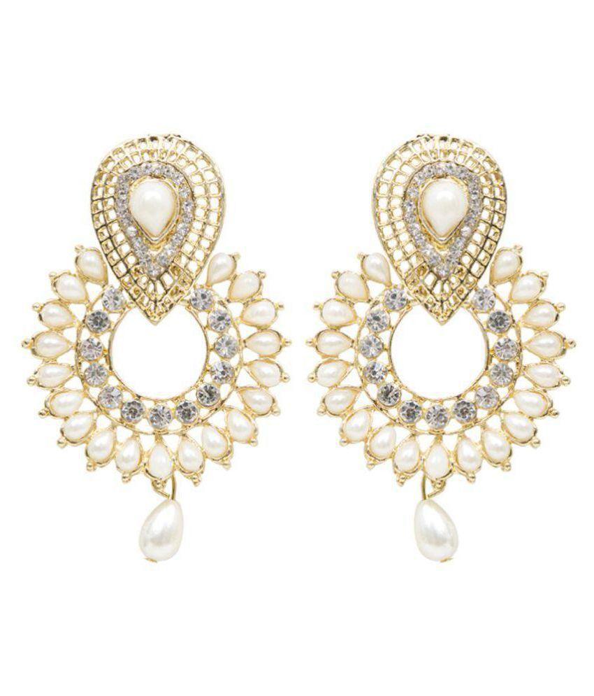 Samridhi Design Creation Multicolor Earrings