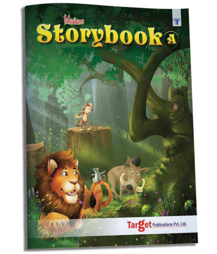 Story Books for 3 to 5 year Kids (Combo of 3 books, 93 stories)