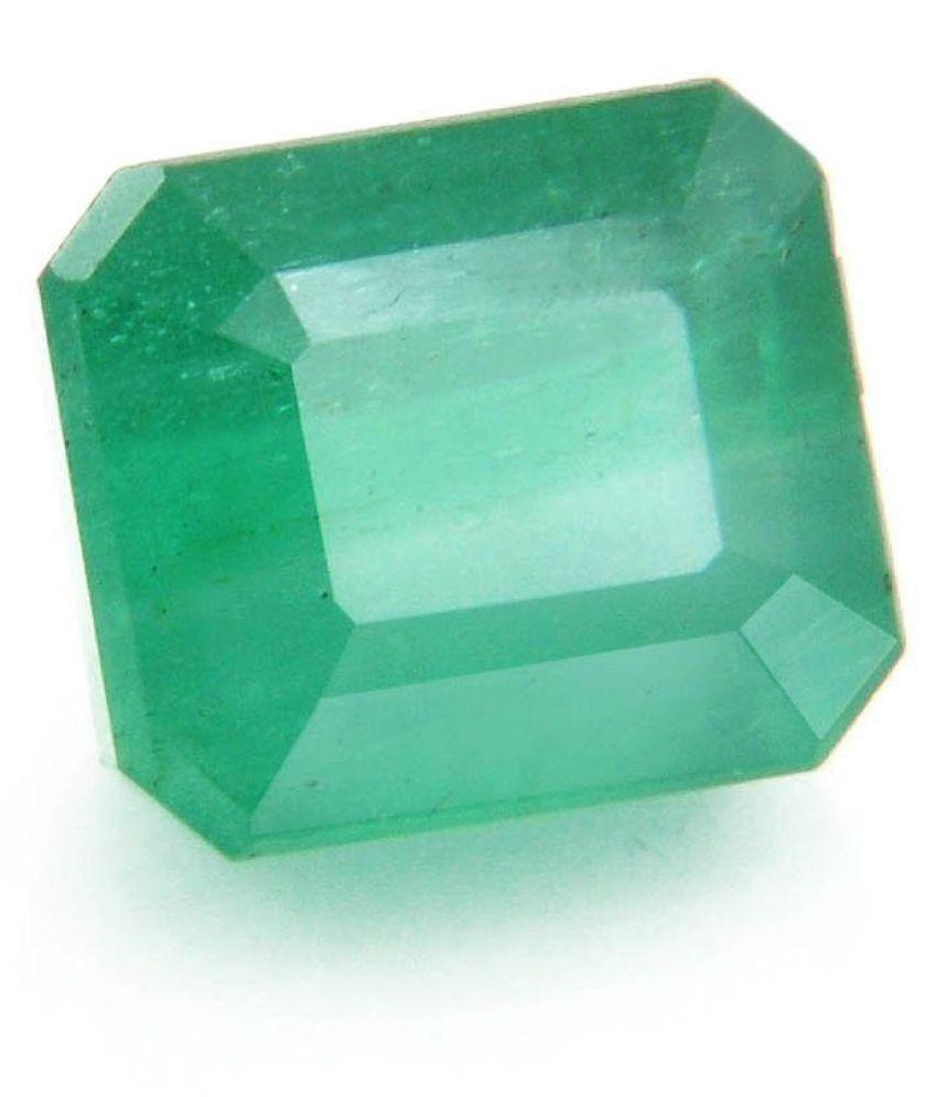 Avaatar 7 -Ratti IGI Green Emerald Precious Gemstone