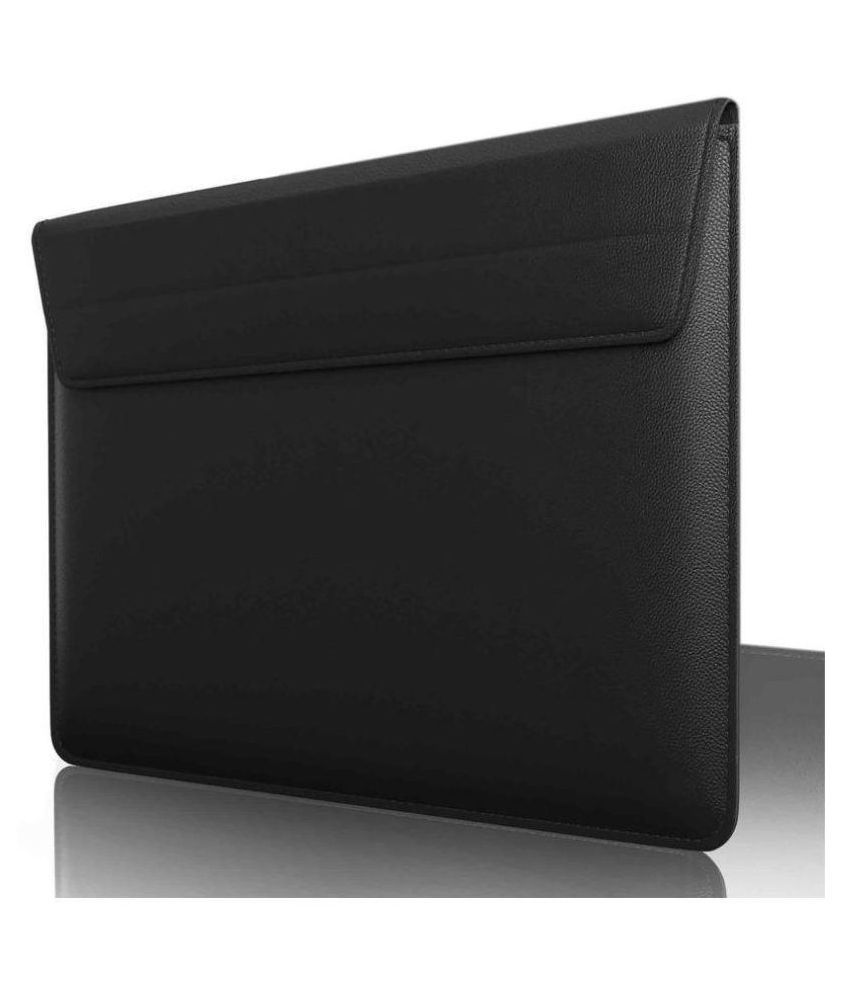 House Of Quirk Black Laptop Sleeves