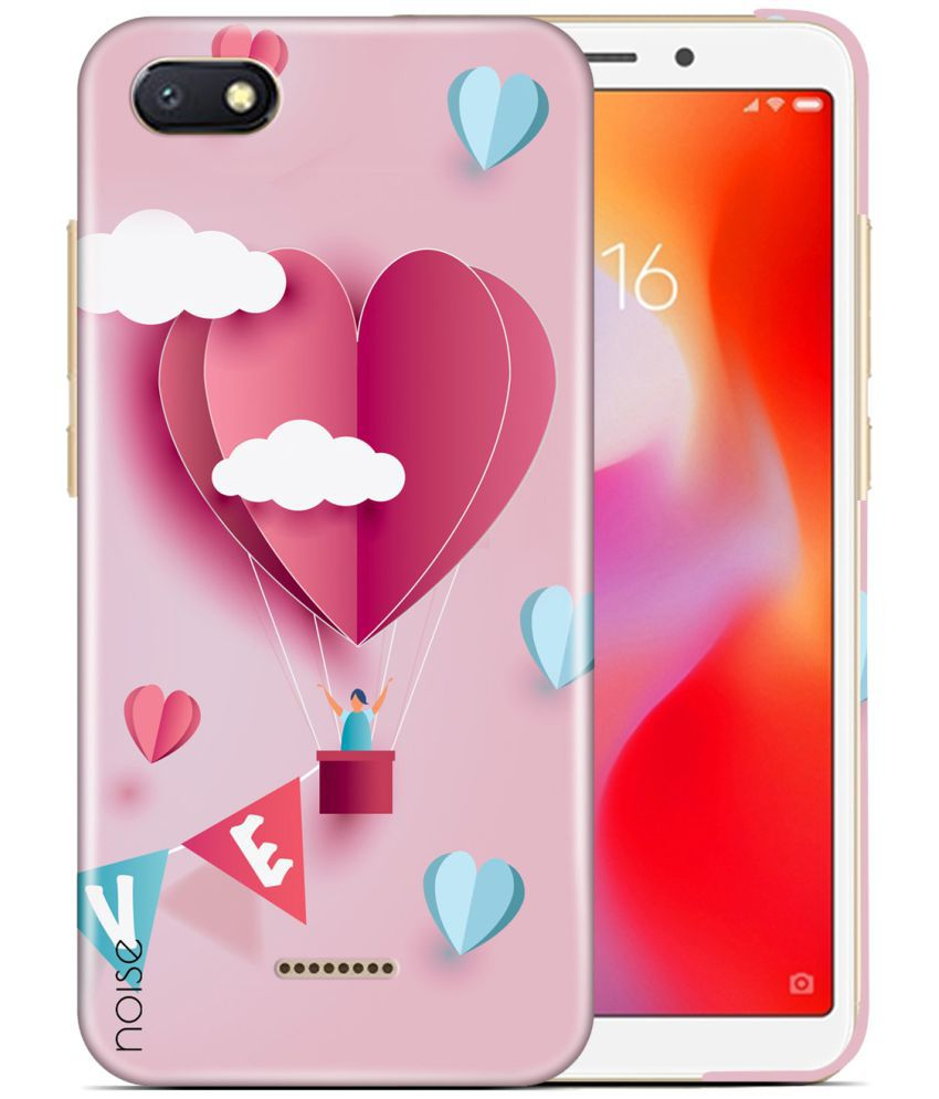 Xiaomi Redmi 6A Printed Cover By Noise