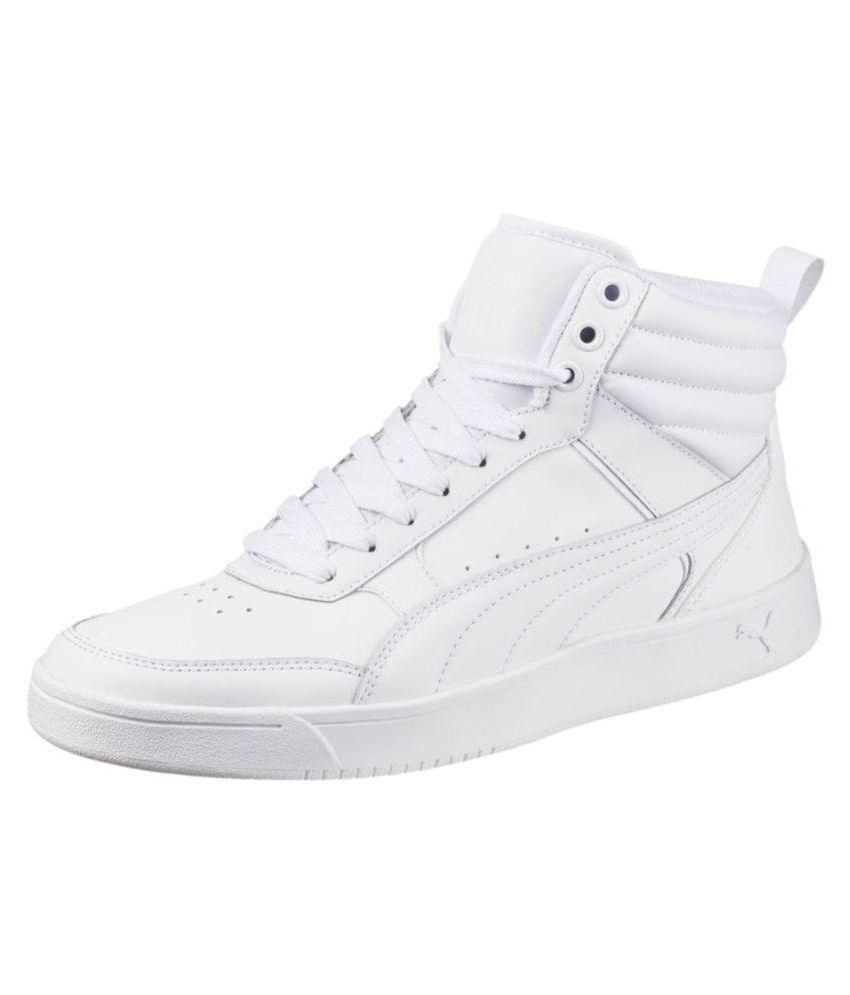 Puma Rebound Street v2 L Sneakers White