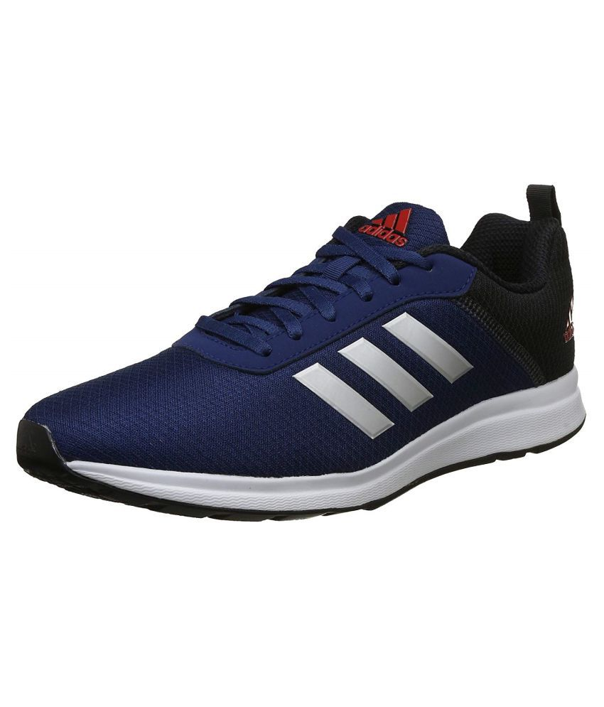 best loved 774e5 13bac Adidas Adispree 3 Blue Running Shoes - Buy Adidas Adispree 3 Blue Running  Shoes Online at Best Prices in India on Snapdeal