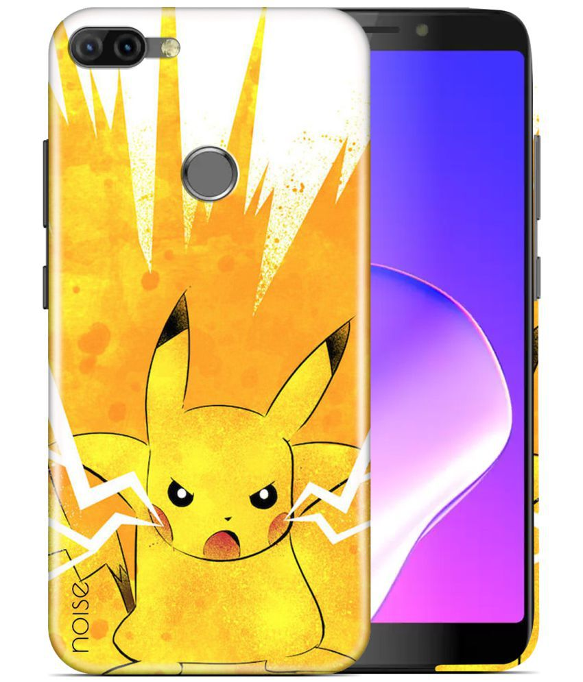 Infinix Hot 6Pro Printed Cover By Noise
