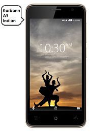 Karbonn A9 Indian (8GB, 1GB RAM) - 4G VoLTE
