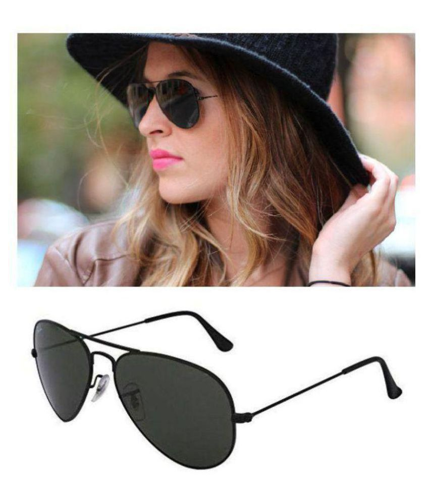 723fbcaed9 Ray Ban Sunglasses Black Aviator Sunglasses ( RB 3026 ) - Buy Ray ...