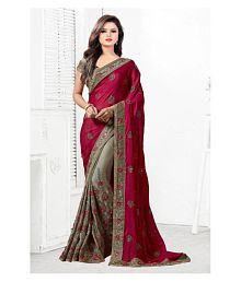 03cc1760010 Georgette Saree  Buy Georgette Saree Online in India at low prices ...