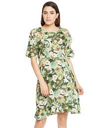 eece5007e7637 Green Dresses: Buy Green Dresses Online at Best Prices in India ...