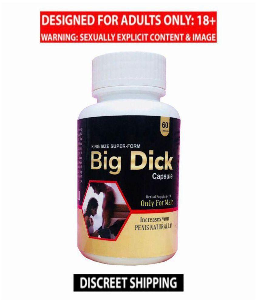 Big Dick Capsule For Male Cock Enlargement Buy Big Dick Capsule For