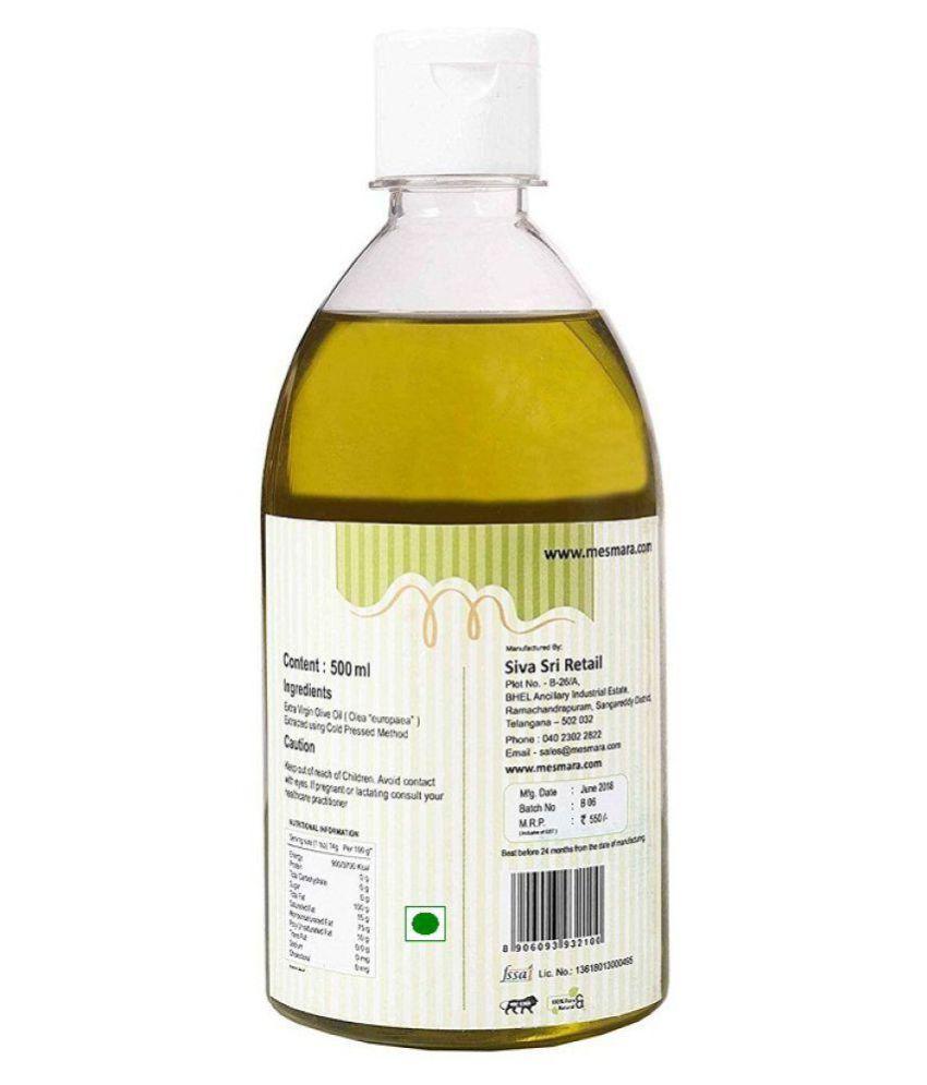 Mesmara Extra Virgin Olive Oil 500 ml