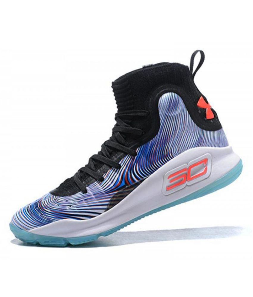 4d237c6e7dea Under Armour UA CURRY 4  MORE MAGIC  Multi Color Basketball Shoes - Buy  Under Armour UA CURRY 4  MORE MAGIC  Multi Color Basketball Shoes Online at  Best ...