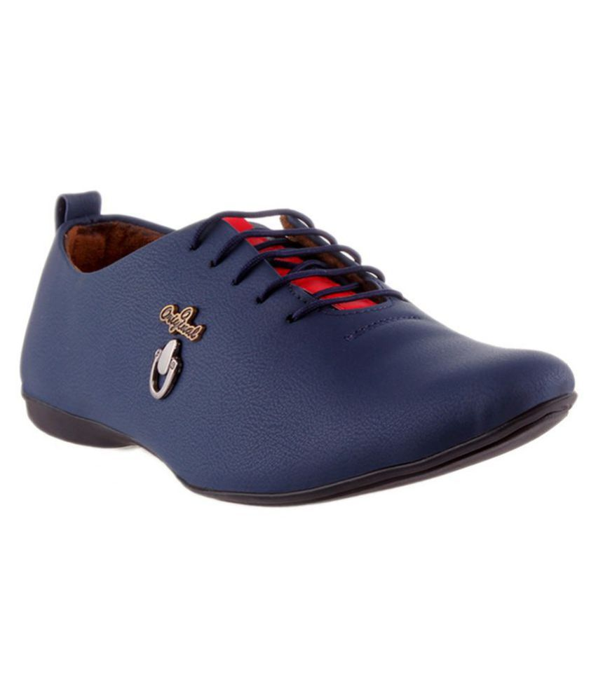 fd526a32f6b Footista Original Lifestyle Blue Casual Shoes - Buy Footista Original  Lifestyle Blue Casual Shoes Online at Best Prices in India on Snapdeal