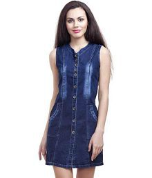 bb69ee174cb Denim Clothes for Women : Buy Womens Denims Clothes Online at Prices ...