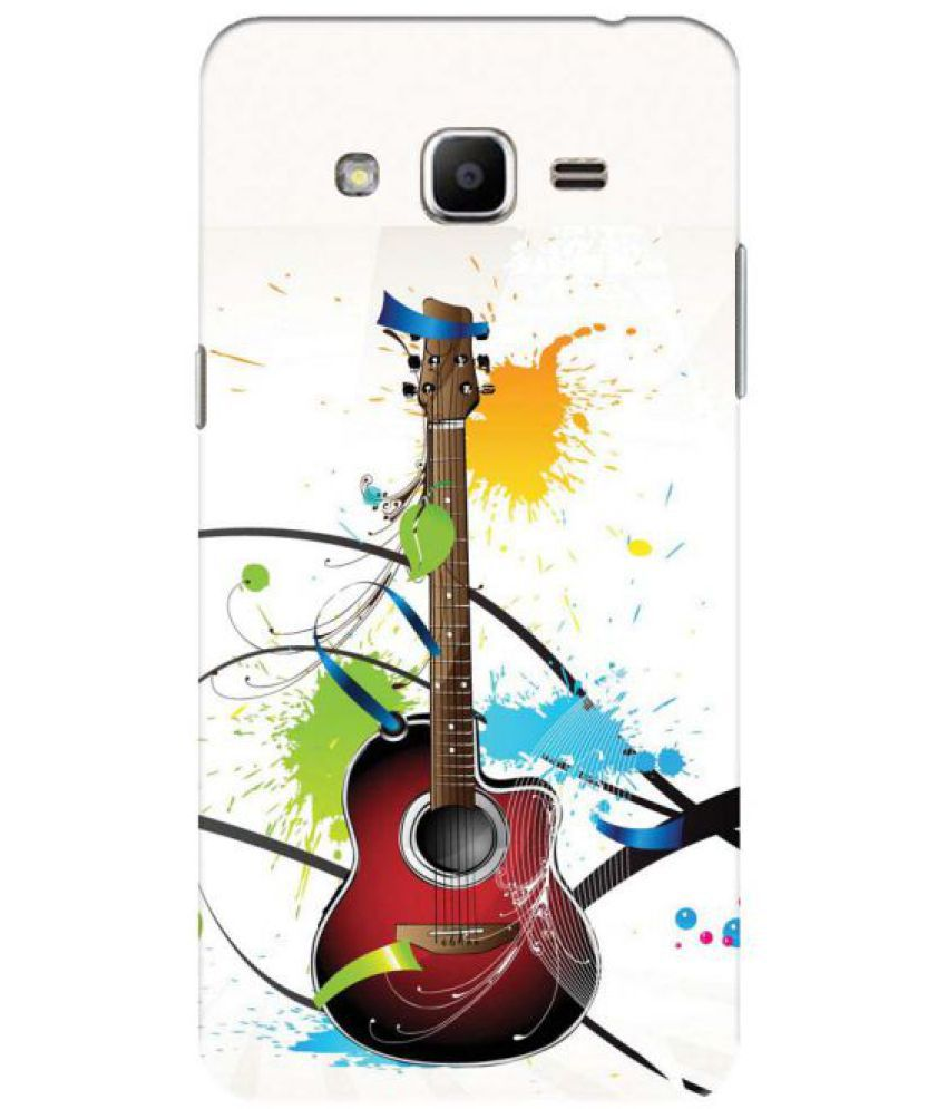 Samsung Galaxy J2 Ace Printed Cover By PrintVisa